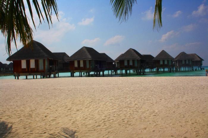 beautiful water villas